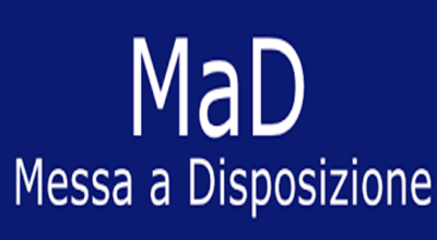 MAD – Termine di chiusura accettazione domande